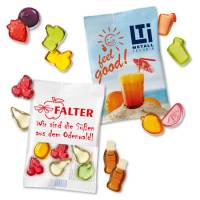 Werbeartikel Fruchtgummi-Motive, passend zu Ihrer Marketingaktion
